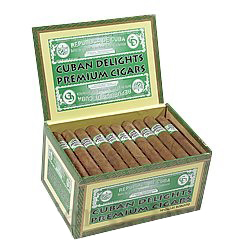 cigars churchill robusto flavors